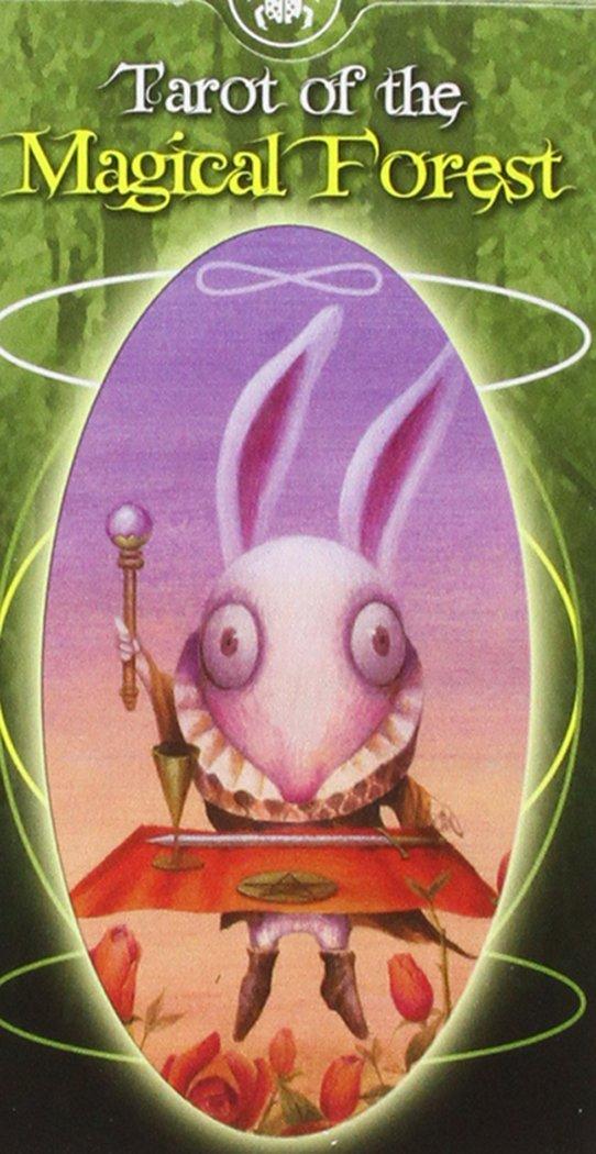 tarot of the magical forest 日本のオラクルカード タロットカード